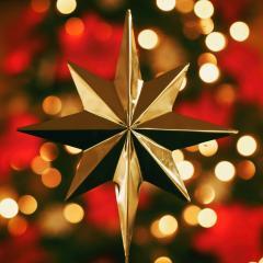 At Christmas, God Humbled Himself