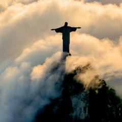 Jesus Christ's Ascension to Heaven