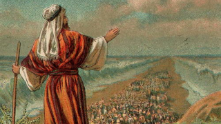 Moses: No One Is Righteous in the Eyes of God